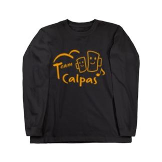 チームカルパス Long sleeve T-shirts