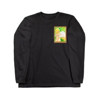 イザベラ Long sleeve T-shirts