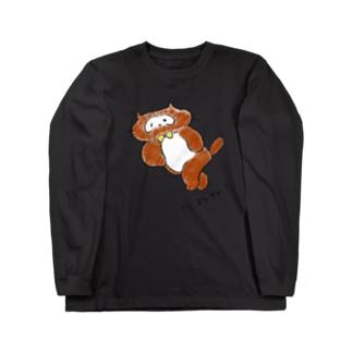 たぬねこ1 Long sleeve T-shirts