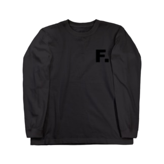 FREAKY_WARDROBE_COFFEEのえふ Long sleeve T-shirts