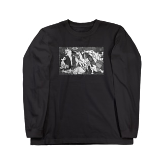 ゲルニカ Long sleeve T-shirts