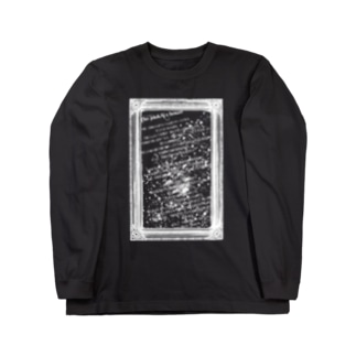 ghost story -INUKAI's house- WH TC-040 Long sleeve T-shirts