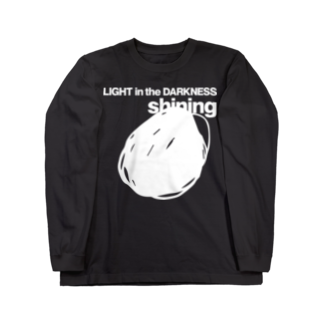 Shineのlight in the darkness 2 Long sleeve T-shirts