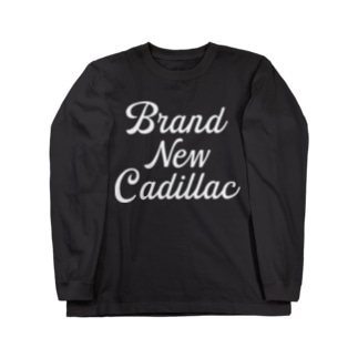 brand new cadillac Long sleeve T-shirts