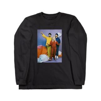 ぱらもあ2 Long sleeve T-shirts