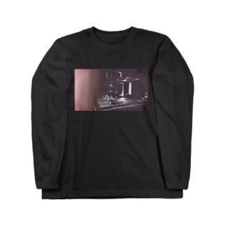 KNOB Long sleeve T-shirts