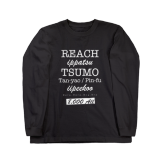 wlmのLETTERS - 8000all Long sleeve T-shirts