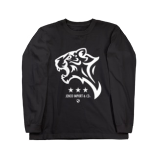 JENCO TIGER Long sleeve T-shirts