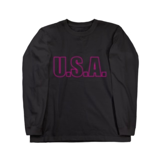 COME ON BABY U.S.A. 🇺🇸 Long sleeve T-shirts
