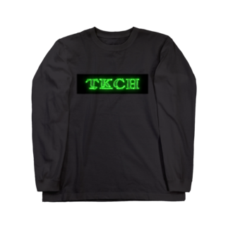 TKCH ONLINE STORAGE B1のPOWER LOGO LST-shirt Long sleeve T-shirts