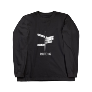 ROUTE136 Long sleeve T-shirts