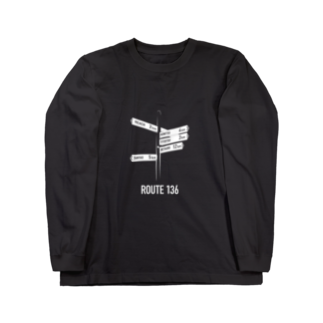 wlmのROUTE136 Long sleeve T-shirts