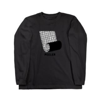 PEELER-07(B) Long sleeve T-shirts