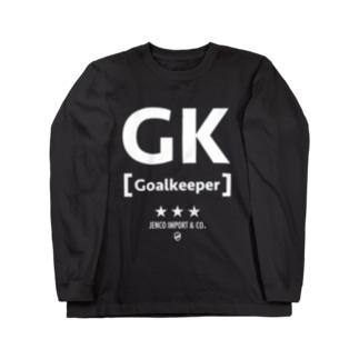 JENCO GOALKEEPER Long sleeve T-shirts