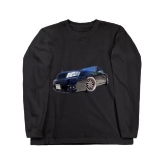 Y34セドリック Long sleeve T-shirts