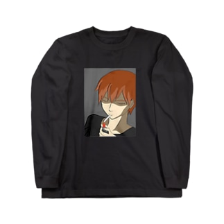 煙草  Long sleeve T-shirts