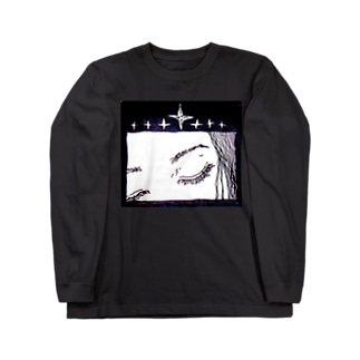 【肴】光源 Long sleeve T-shirts