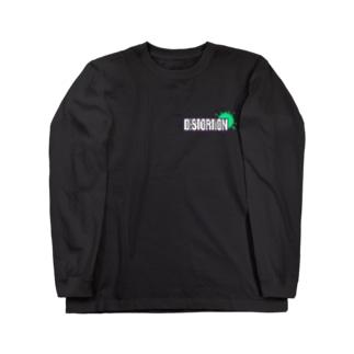 塗料 Long sleeve T-shirts