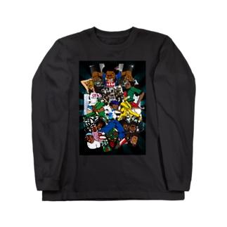BACKS.ART_2 Long sleeve T-shirts