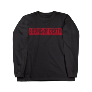 SOUND OF DEATH Long sleeve T-shirts