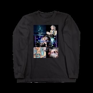 yooh'sbar☆のDestiny number 5 Long sleeve T-shirts