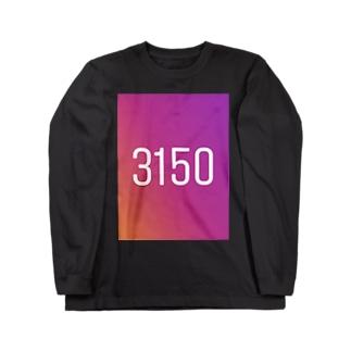 3150 Long sleeve T-shirts