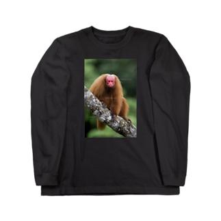 ラッキーアイテム Long sleeve T-shirts