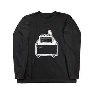Amplifier and Buncho Long sleeve T-shirts