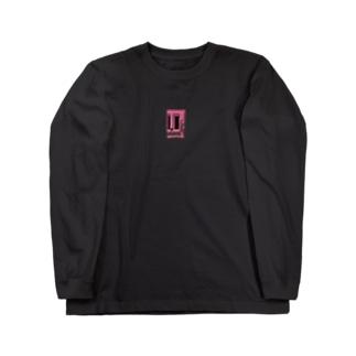 pinkskull Long sleeve T-shirts
