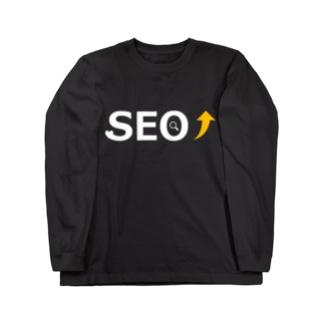 ブラックハットSEO Long sleeve T-shirts