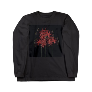 higanbana Long sleeve T-shirts