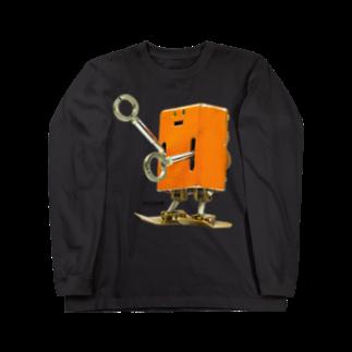 Kbm AnimationのBIG パト Long sleeve T-shirts
