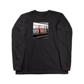 Okayama south side  Long sleeve T-shirts