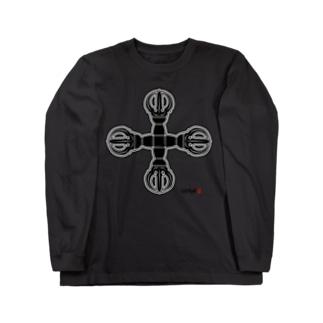 羯磨クロスロード Long sleeve T-shirts