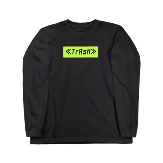 ≪TrAsH≫(高画質) Long sleeve T-shirts