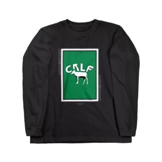 calf Long sleeve T-shirts