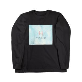 HACHI Long sleeve T-shirts