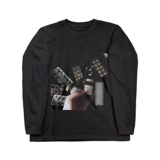 二日間の忘却 Long sleeve T-shirts
