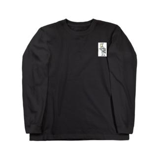 TEAM HASHIBIRO Long sleeve T-shirts