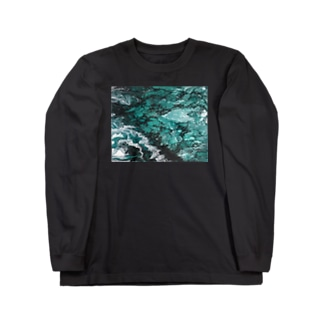 slumber Long sleeve T-shirts