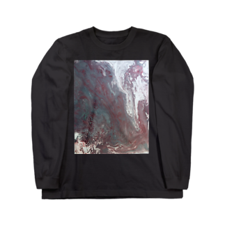 aのhell Long sleeve T-shirts