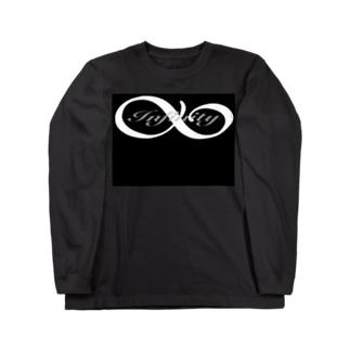 INFINITY Long sleeve T-shirts