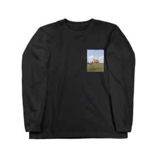 カママ嶺公園 Long sleeve T-shirts