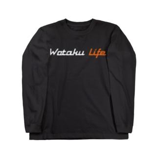 RTR Wotaku Life Long sleeve T-shirts