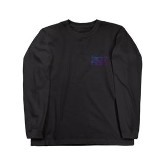 307 Wotaku life titan Long sleeve T-shirts