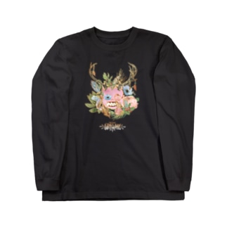 FROWER-DEVL@SOLID WORKS Long sleeve T-shirts