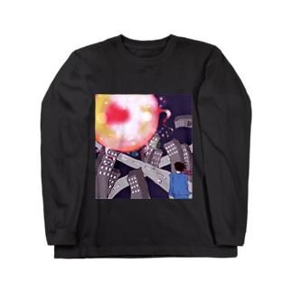 ペテルギウスと僕 Long sleeve T-shirts
