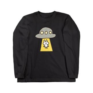 うさ村さん Long sleeve T-shirts