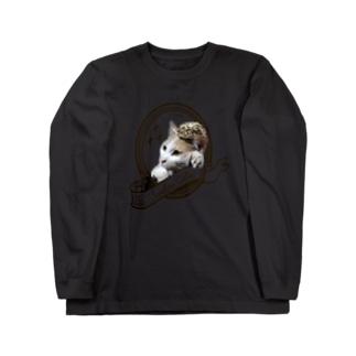貴婦人 Long sleeve T-shirts