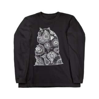 FUKAFUKACAT03 Long sleeve T-shirts